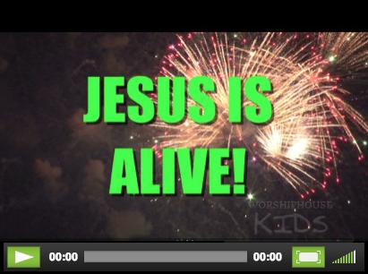 SPT Jesus is Alive WHK
